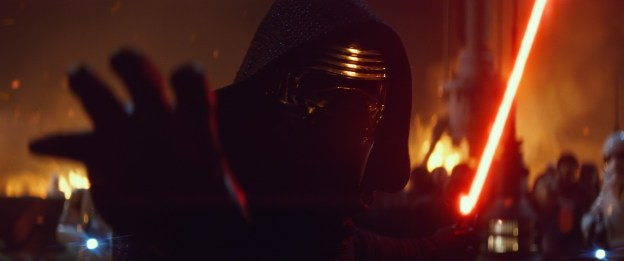 Star Wars, Kylo Ren sur Jakku