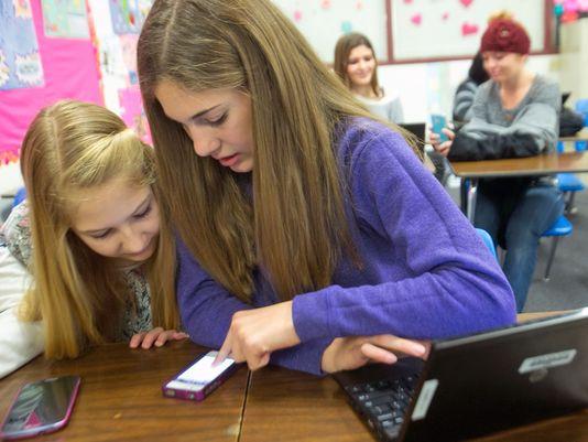 Un iPhone pour tous les écoliers en 2016 (Inconnu)