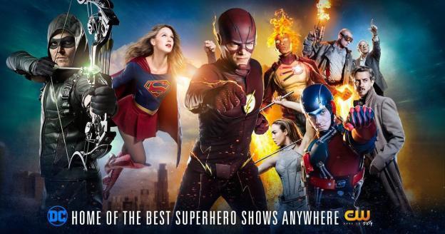 Les Héros sur CW