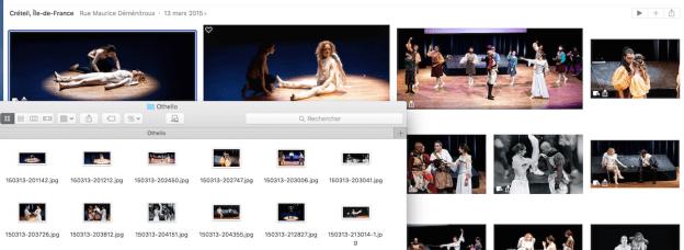 Que ce soit dans un gestionnaire de photos ou le gestionnaire de fichiers, vous souhaitez retrouver vos photos ordonnées de la même manière.