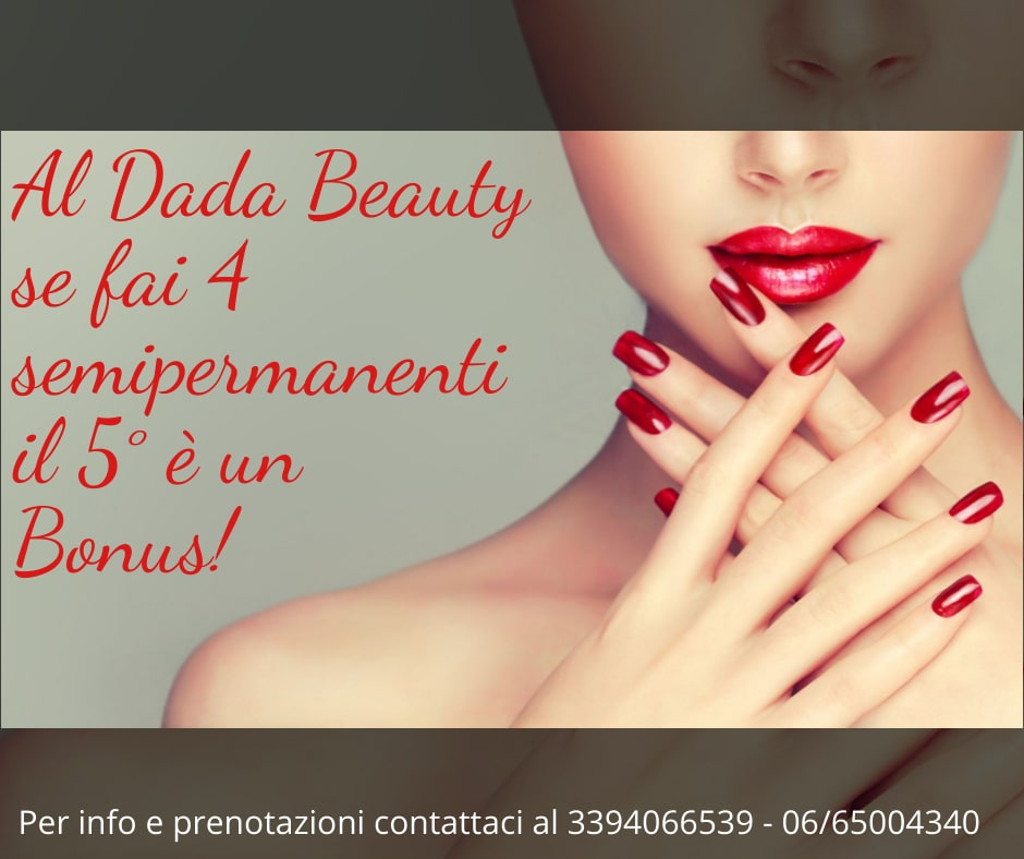 Dada beauty promo bonus