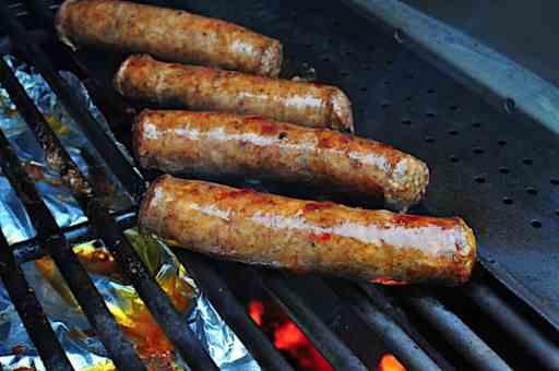 Basic Technique: Grilling Sausages