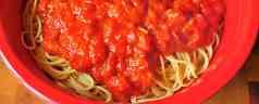 Weeknight Tomato Sauce