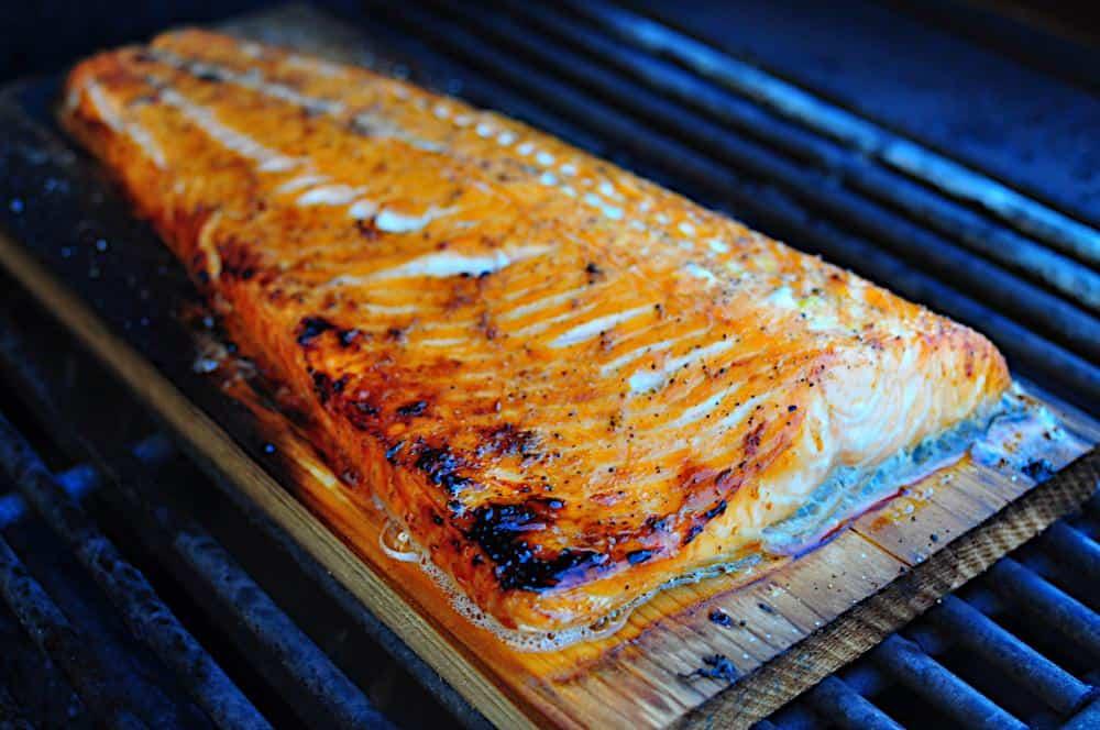 recipe: cedar plank mahi mahi oven [8]