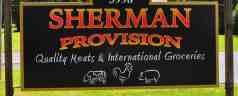 Road Trip: Sherman Provision