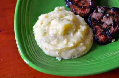Pressure Cooker Champ - Irish Mashed Potatoes | DadCooksDinner.com
