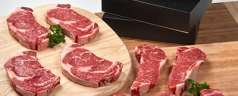 Winner: Certified Angus Beef® Cattlemen's Collection Steak Package