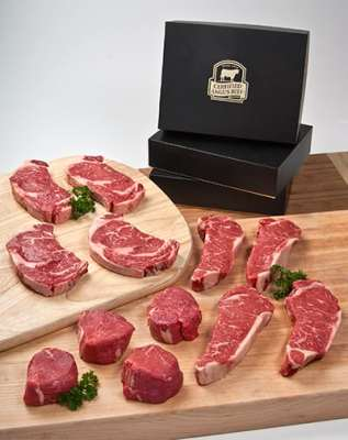 Cattlemen's Collection Gift Box