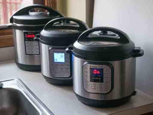 Pressure Cooker Recipe Testing