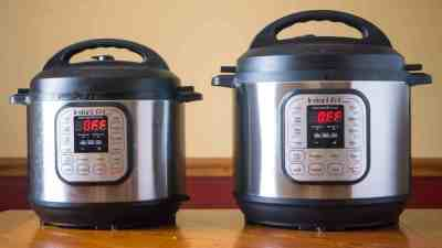 First Look at the 8 Quart Instant Pot IP-DUO80