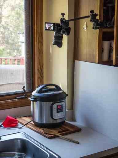 My Time Lapse Setup | DadCooksDinner.com
