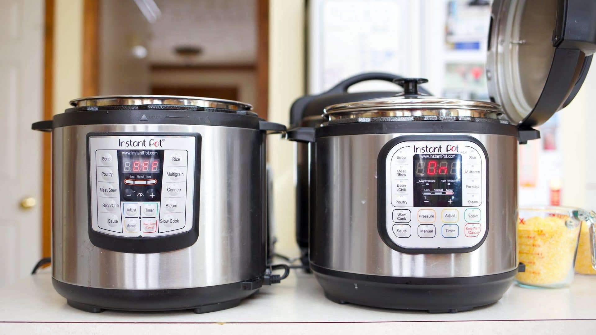 Instant Pot as a Slow Cooker? - DadCooksDinner