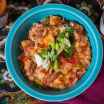 Pressure Cooker Jambalaya with Chicken and Sausage