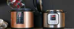 Fagor Lux vs Instant Pot – Time to Pressure Showdown