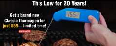 Sale on Thermoworks Classic Thermapen