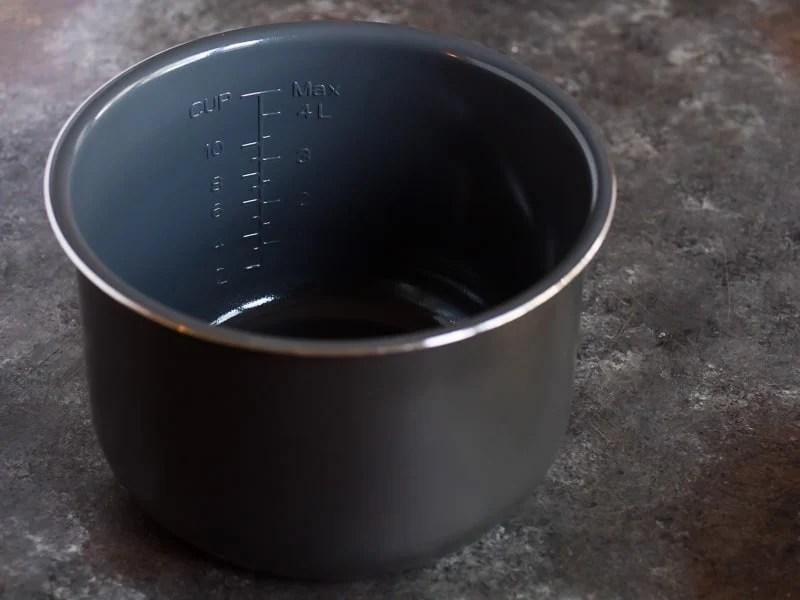 Instant Pot Ceramic Nonstick Pot Liner | DadCooksDinner.com