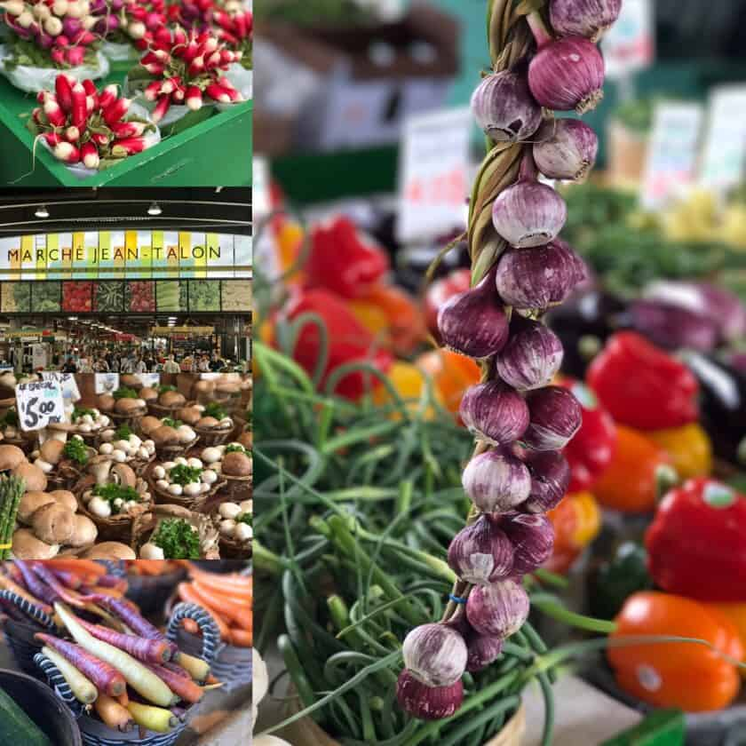 Favorite sights at the market - Marche Jean Talon in Montreal | DadCooksDinner.com