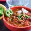 Pressure Cooker Southwestern Pinto Bean Soup
