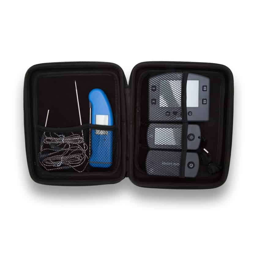 Thermoworks Zippered Case - courtesy of Thermoworks | DadCooksDinner.com