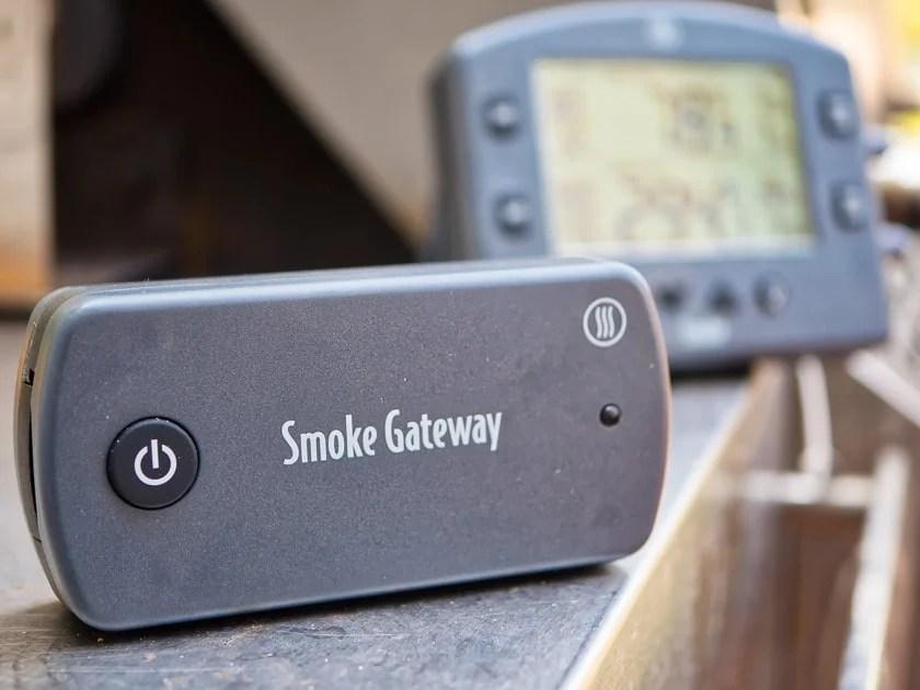 Thermoworks Smoke Gateway WiFi Bridge Close up | DadCooksDinner.com