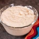 Quick Horseradish Sauce   DadCooksDinner.com