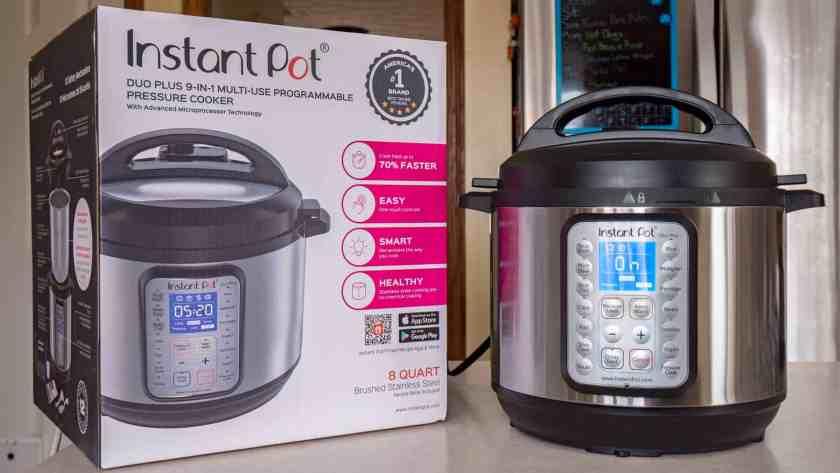 Instant Pot Duo Plus 8 Quart with Box | DadCooksDinner.com