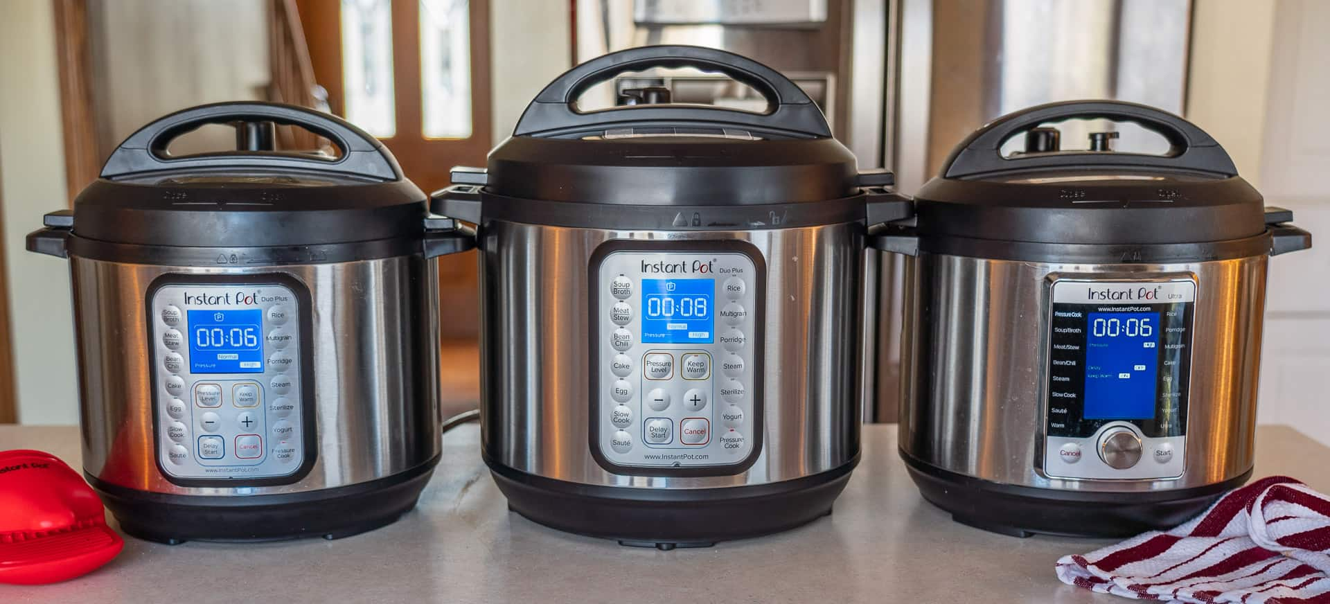 Which Instant Pot Should I Buy Dadcooksdinner