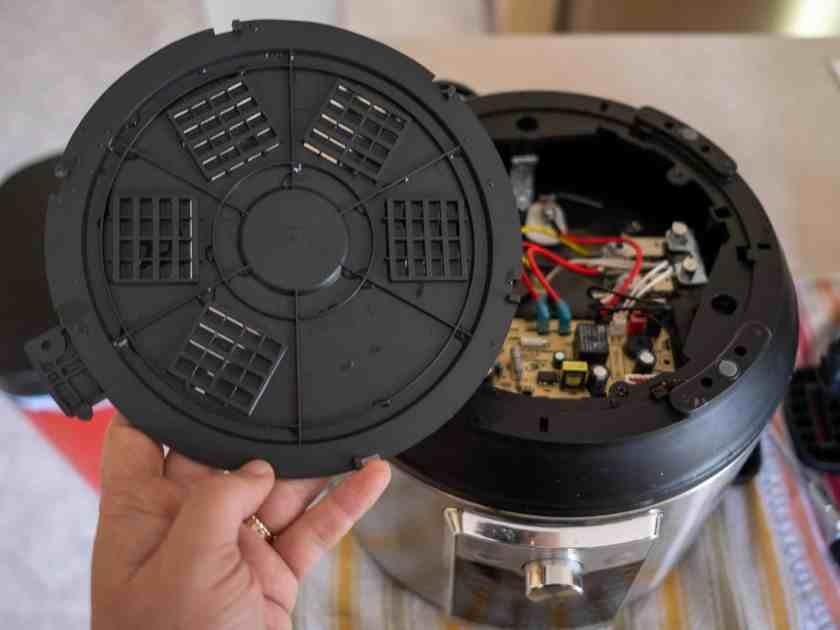 What to Do if I Dump Liquid Into My Instant Pot Without the