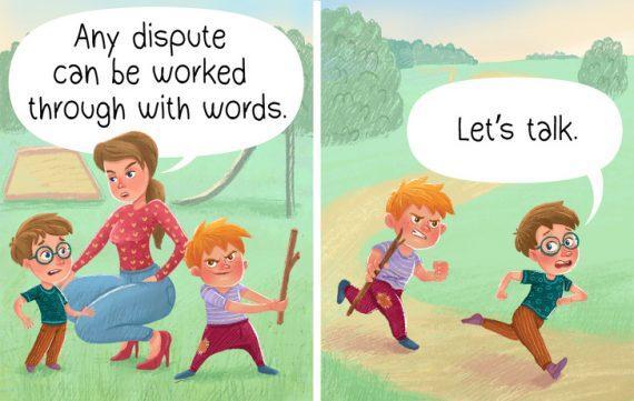 Διαπαιδαγώγηση αγοριού: 8 Βασικά λάθη που κάνουν και οι καλύτεροι γονείς