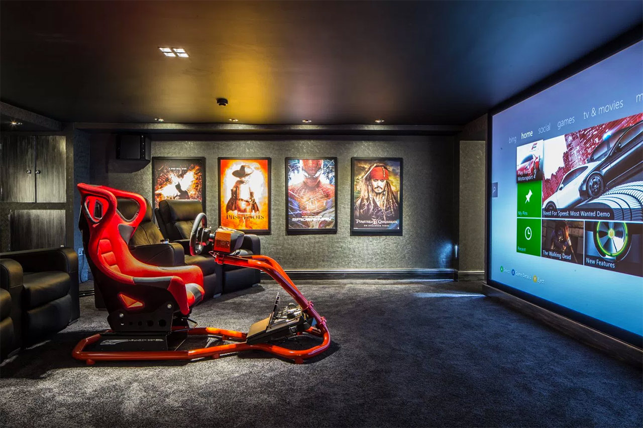 Some games are timeless for a reason. 4 Steps to Designing a Game Room Your Friends and Family ...