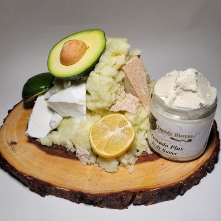 Avocado Plus Body Butter