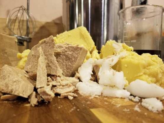Shea Plus Butter