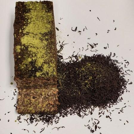 Matcha-Ceylon Exfoliating Soap
