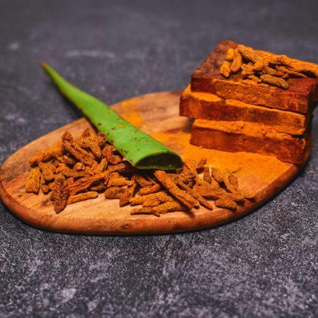 Turmeric Root Black Soap