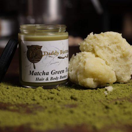 Matcha Green Tea Summer Butter