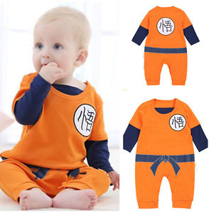 28bd07bf6 Baby Goku Onesie ⋆ DADDY CHECK THIS OUT