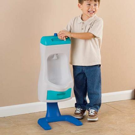 The Toddler Urinal