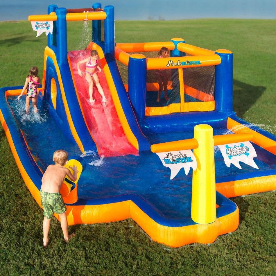 Inflatable Slides For This Summer of 2018
