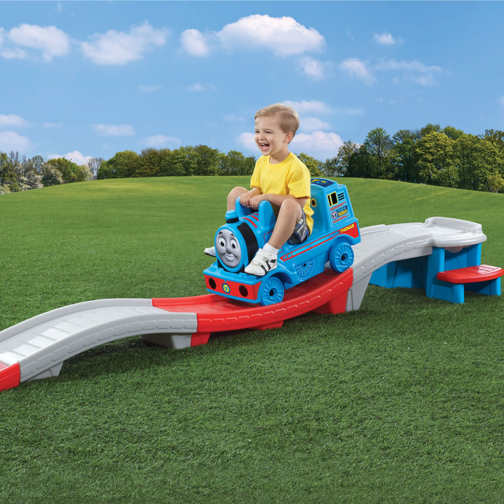 Thomas The Tank Roller Coaster