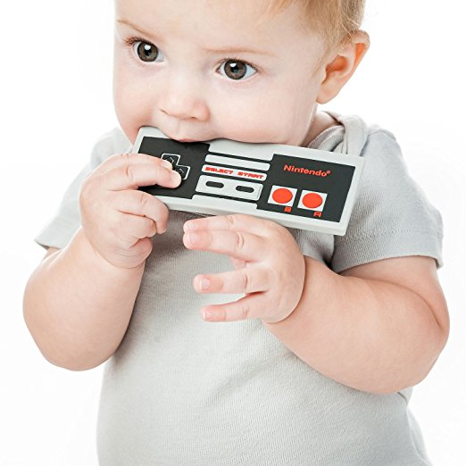 NES Controller Teether