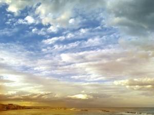 tramonto a Francavilla, gennaio 2014