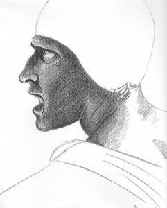 daddy 1967: uomo battaglia di Anghiari, Leonardo 1503
