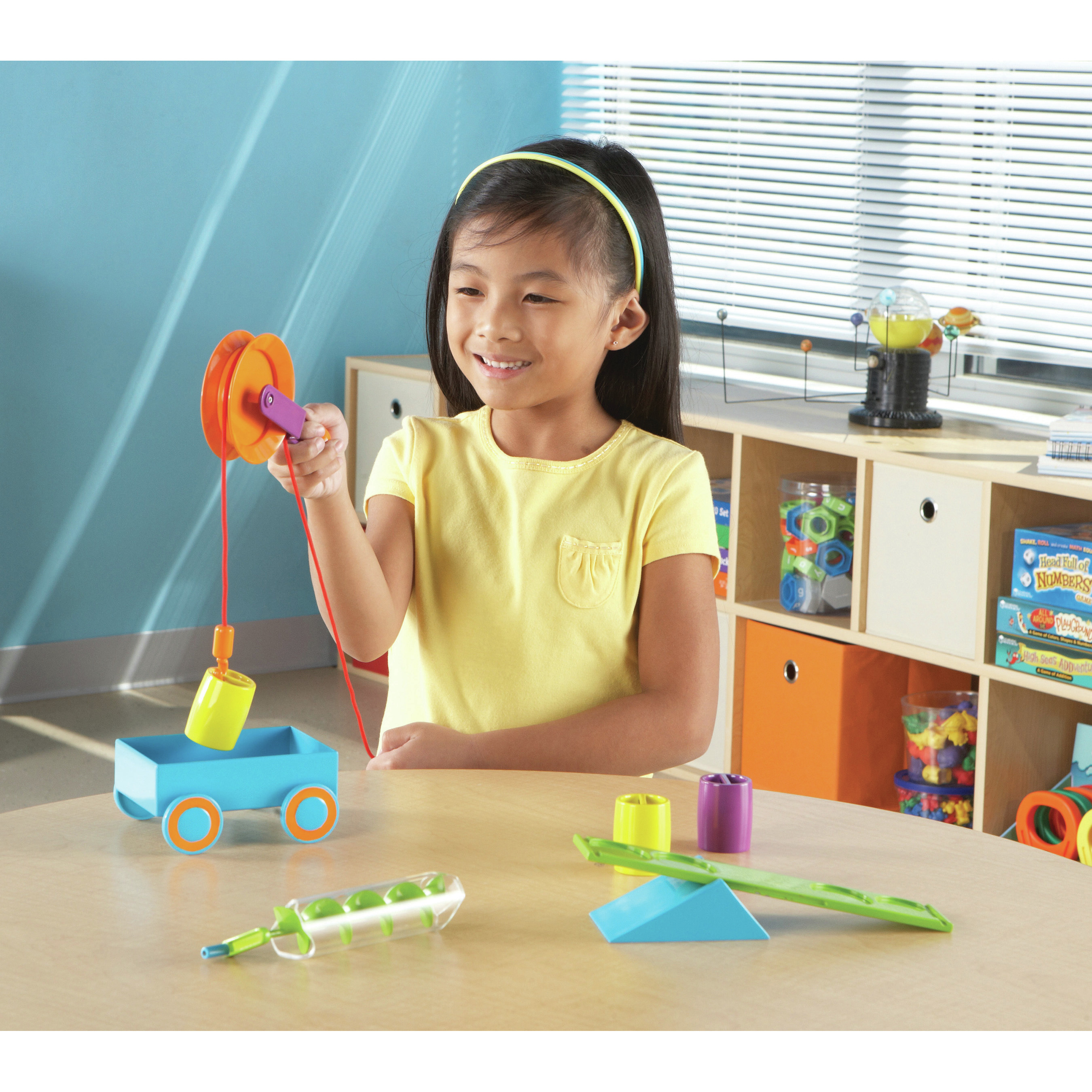 Learning Resources Stem Simple Machines Review