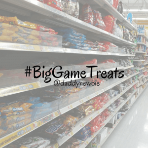 #BigGameTreats