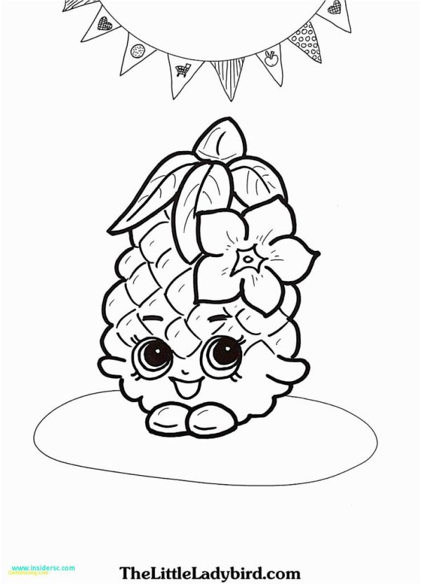 lemon coloring page # 43