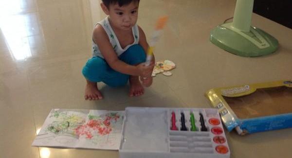 ศิลปะของเด็ก