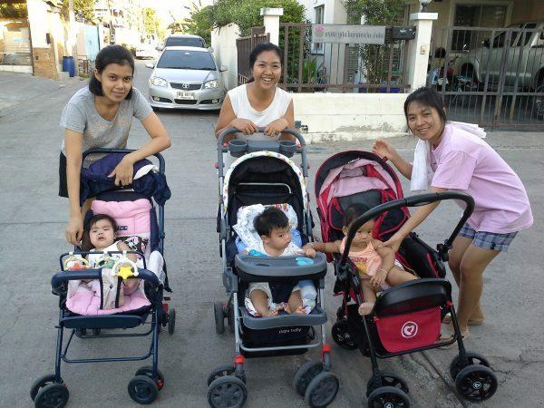 """""""สาวไทยแก้มแดง มีลูกเพื่อชาติ ด้วยวิตามินแสนวิเศษ"""""""
