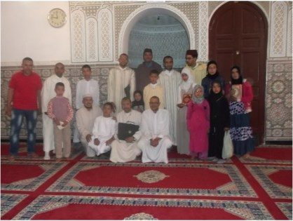 قلعة مكونة: مسابقة في حفظ وتجويد القرآن