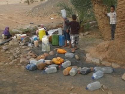 دواوير بجماعة النيف مهددة بالعطش
