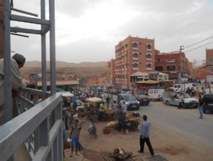 بومالن دادس: محاصرة الشوارع وتضييق الخناق على المحلات التجارية